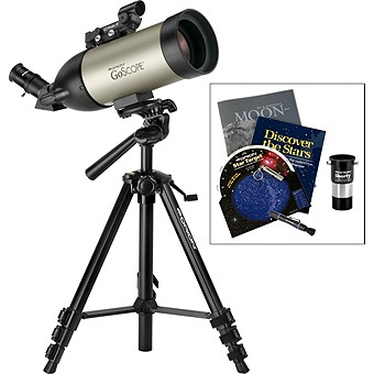 Orion GoScope 70 Refractor Telescope with StarGazers Kit
