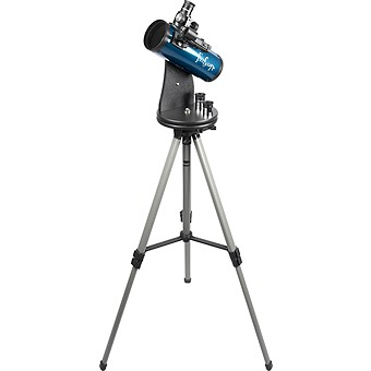 FunScope Reflector Telescope and Tripod Bundle