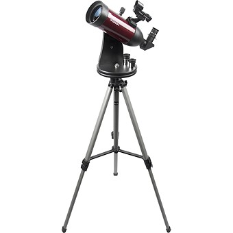 Orion GoScope 80mm Refractor Telescope and Tripod Bundle