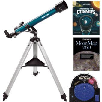 Orion Observer 60mm AZ Refractor Telescope Kit