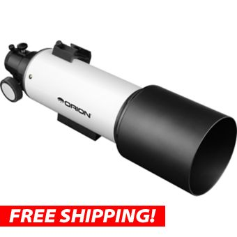 Orion CT80 80mm Compact Refractor Telescope Optical Tube