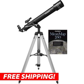 Orion Observer II 70mm Altazimuth Refractor Telescope