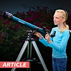 What's the best telescope for kids?
