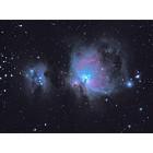 M42 & NGC 1977